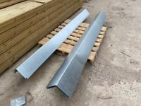 2.4M Roof Sheet Metal Rigdes / Flashing / Capping ~ New