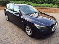 BMW 5 Series 3.0 530d SE Touring 5dr estate car auto ++ 1 PRV KEEPER ++ Immaculate ++ not m sport