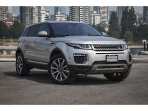 2017 Land Rover Range Rover Evoque HSE *Certified Pre-Owned 6yr/