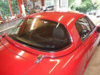 Mazda Mx5 mx 5 mx-5 mk1 mk2 mk2.5 HARD TOP HARDTOP s..... Black, red, brgreen, 10th anniv blue. VGC.