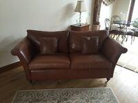 Multi-york Jessica leather sofa