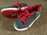 Heelys by Sidewalk Sports, Boys/Girls Size 1. Good condition