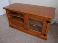 NEW Corona Solid Pine TV table / Entertainment Stand