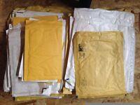 **FREE** Approx 30 Jiffy Bags, eBay postage...........
