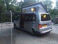 2008 VW T5 (LWB) Camper Leisure Drive 'Crusader' (4 Berth)