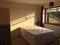 Well sized furnished double room for rent