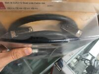DVI-D ( 24 +1) DUAL LINK CABLE 2M