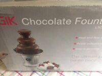 Logic Chocolate Fountain