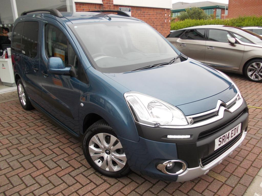 citroen berlingo multispace 1 6 hdi 90 xtr 5dr 2014 in blackpool lancashire gumtree. Black Bedroom Furniture Sets. Home Design Ideas