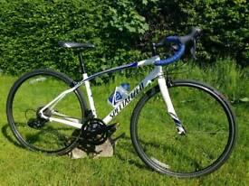 """17"""" frame specialized road bike"""