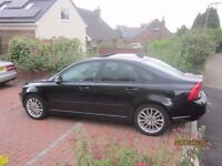 REDUCED Volvo S40 2.0D SE Lux 4d (58) 84K, Leather, Full Volvo Service History