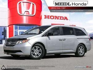 2012 Honda Odyssey EX-L w/ RES $212 Bi-Weekly