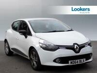 Renault Clio EXPRESSION PLUS ENERGY TCE S/S (white) 2015-02-24