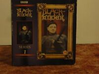 BBC Black-Adder Series 1 - 4 VHS tapes