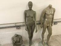 Second Hand Mannequins