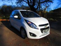 Chevrolet Spark 1.2 LT *Only 5000 miles* ~Zero deposit finance specialists~