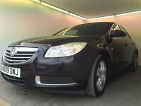 2009 │Vauxhall Insignia 2.0 CDTi Exclusiv │Manual │Diesel │1 Owner │1 Year MOT │HPI Clear