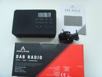 DAB RADIO - BATTERY/MAINS - NEW IN BOX