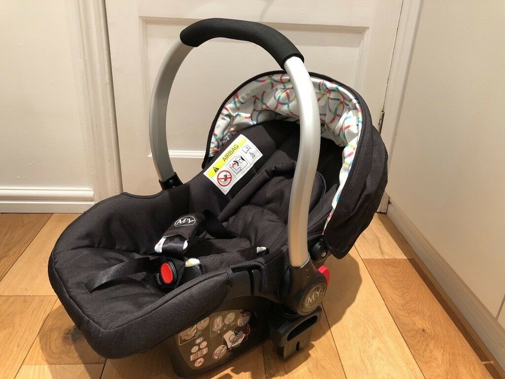 Baby Car Seat 0 To 12 Months Used Only Once