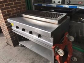 CATERING COMMERCIAL GAS CHARCOAL KEBAB BBQ CHICKEN GRILL TAKE AWAY FAST FOOD CUISINE COMMERCIAL SHOP