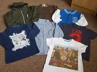 Small Bundle Boys Clothes 2/3 years