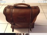Leather type 4 Bowls bag