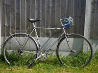 Viscount Aerospace 400 Racing bicycle Vintage Restoration Steel bike