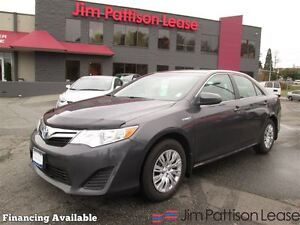 2013 Toyota Camry Hybrid LE (CVT) Hybrid, local/no accidents