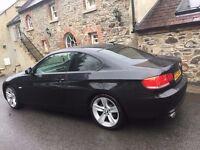 BMW 320 D SE 2010 3 DOOR MOT'D FOR 12 MONTHS