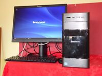 BANK HOLIDAY SPECIAL Lenovo H520 home PC system *** Intel core i3 ***