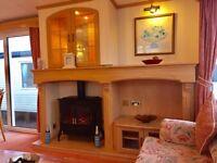 Stunning 2 bedroom Atlas caravan holiday home for sale on 5 star Hornsea Leisure Park nr Bridlington