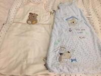 X2 0-6 months baby sleeping bags