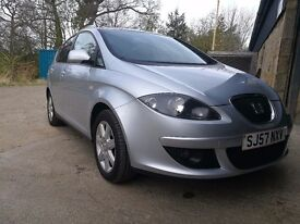 SEAT ALTEA XL STYLEANCE TDI NOT VW OR AUDI