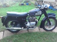 Nice clean original bike steel bathtub starts runs as it should