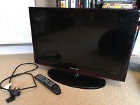 "Samsung 26"" HDMI tv"