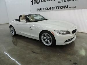 2009 BMW Z4 DÉCAPOTABLE - SPORT PACKAGE - XÉNON