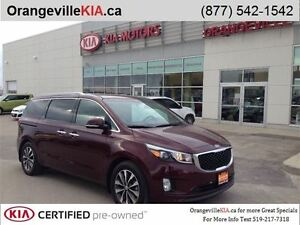 2016 Kia Sedona SX+ *CPO* Leather