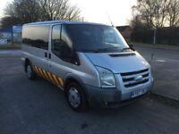 2007 ford transit tourneo
