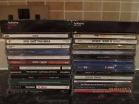 24 CD's various artists, plus 2 Anthem Box sets comprising of 3 CD's per Box
