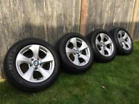 BMW 3 series F30 F31 Wheels and matching Goodyear tyres 205/60R16