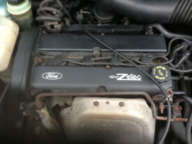 Focus mk 1/mk2 1.8 Petrol Engine Fully Tested and Guaranteed Ring for more info