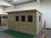 Sheds and summer house SALE,SALE,SALE all made to order an size or spec