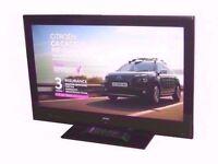 "BUSH 32"" LCD HD TV BUILT IN FREEVIEW, USB PORT, MONITOR"