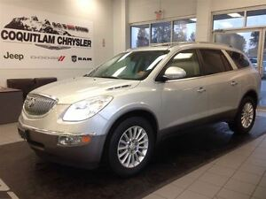 2012 Buick Enclave CXL Leather Sunroof Loaded