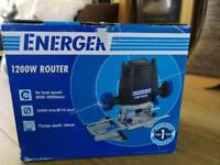 Energet router