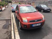 Ford Fusion plus tdci