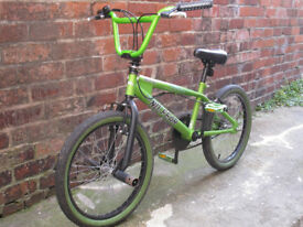 Bike BMX No fear brutal