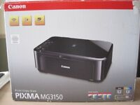 Canon Pixma MG3150 printer / copy / scan