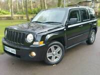 2007 JEEP PATRIOT 2.0 CRD*LIMITED*FSH*1 LADY OWNER*LEATHER*H/SEATS*#DODGE#X-TRAIL#LANDROVER#SUV#RAV4