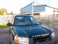 freelander for swaps 3dr with hard top :0